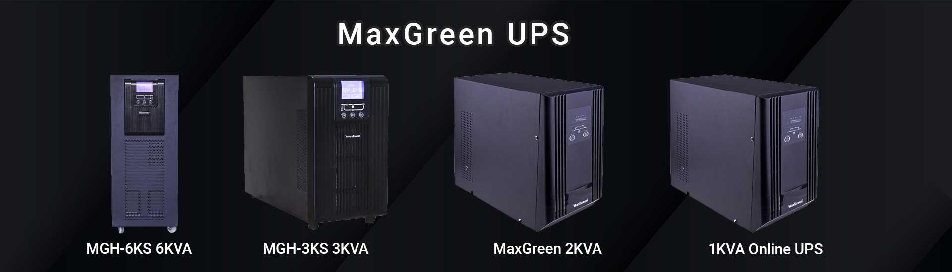 MaxGreen UPS