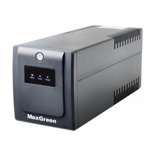 MaxGreen MG-LI-REP-1200VA Offline UPS (Plastic body)